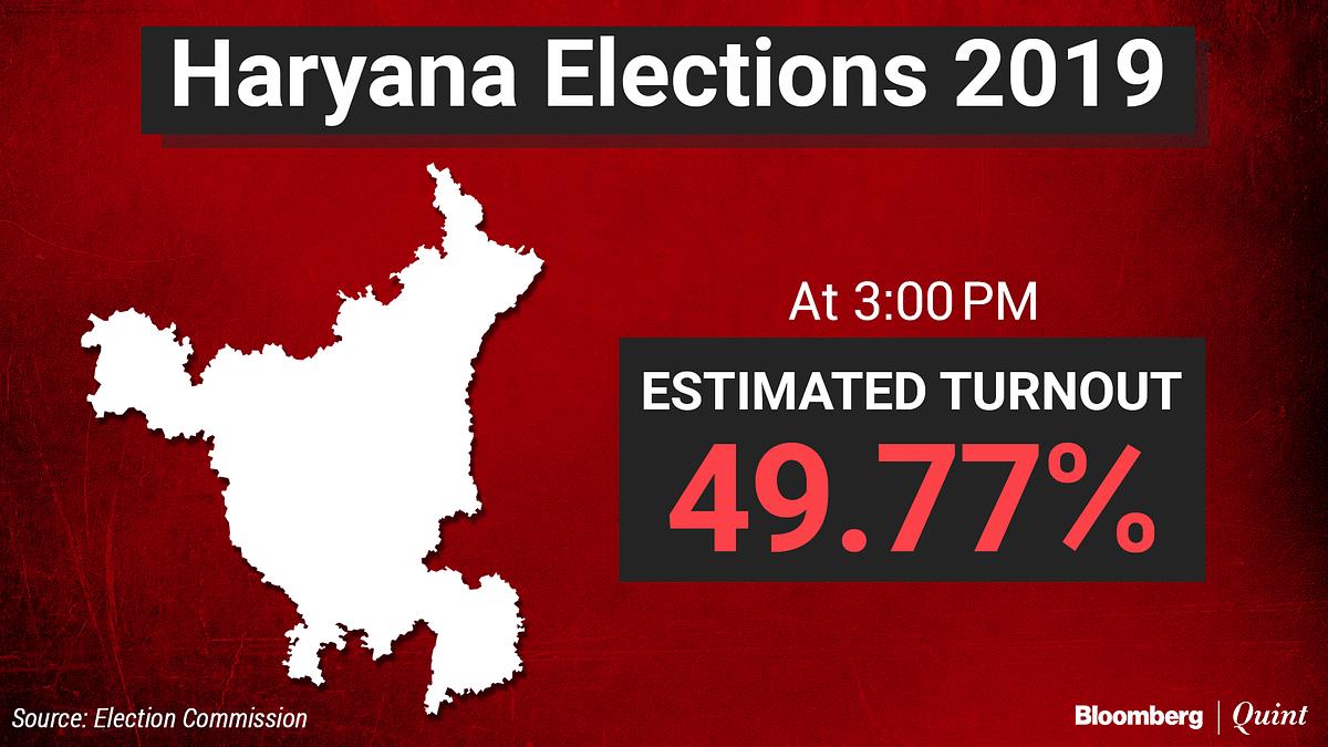 Maharashtra, Haryana Assembly Elections 2019 Live: Voter Turnout In Maharashtra, Haryana Dips