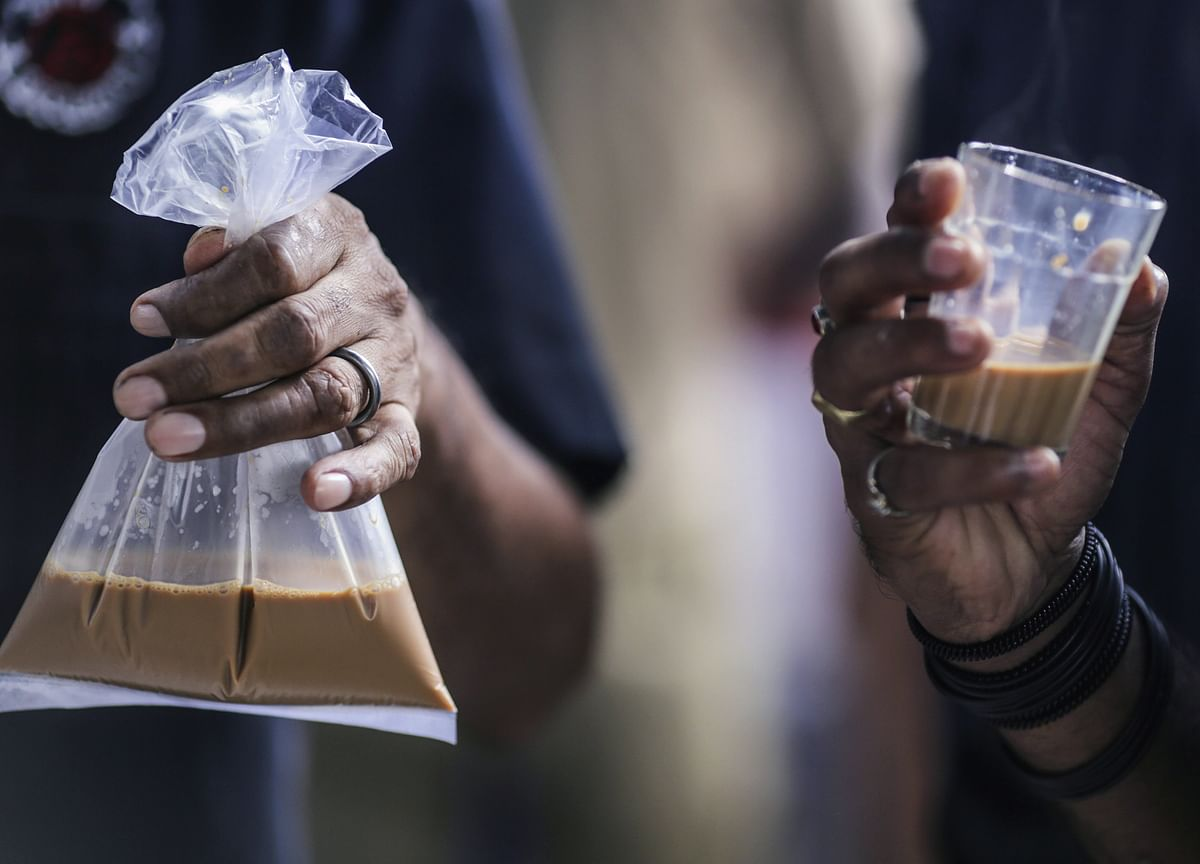 Modi Wants to Take Away India's Plastic Bags and Spoons