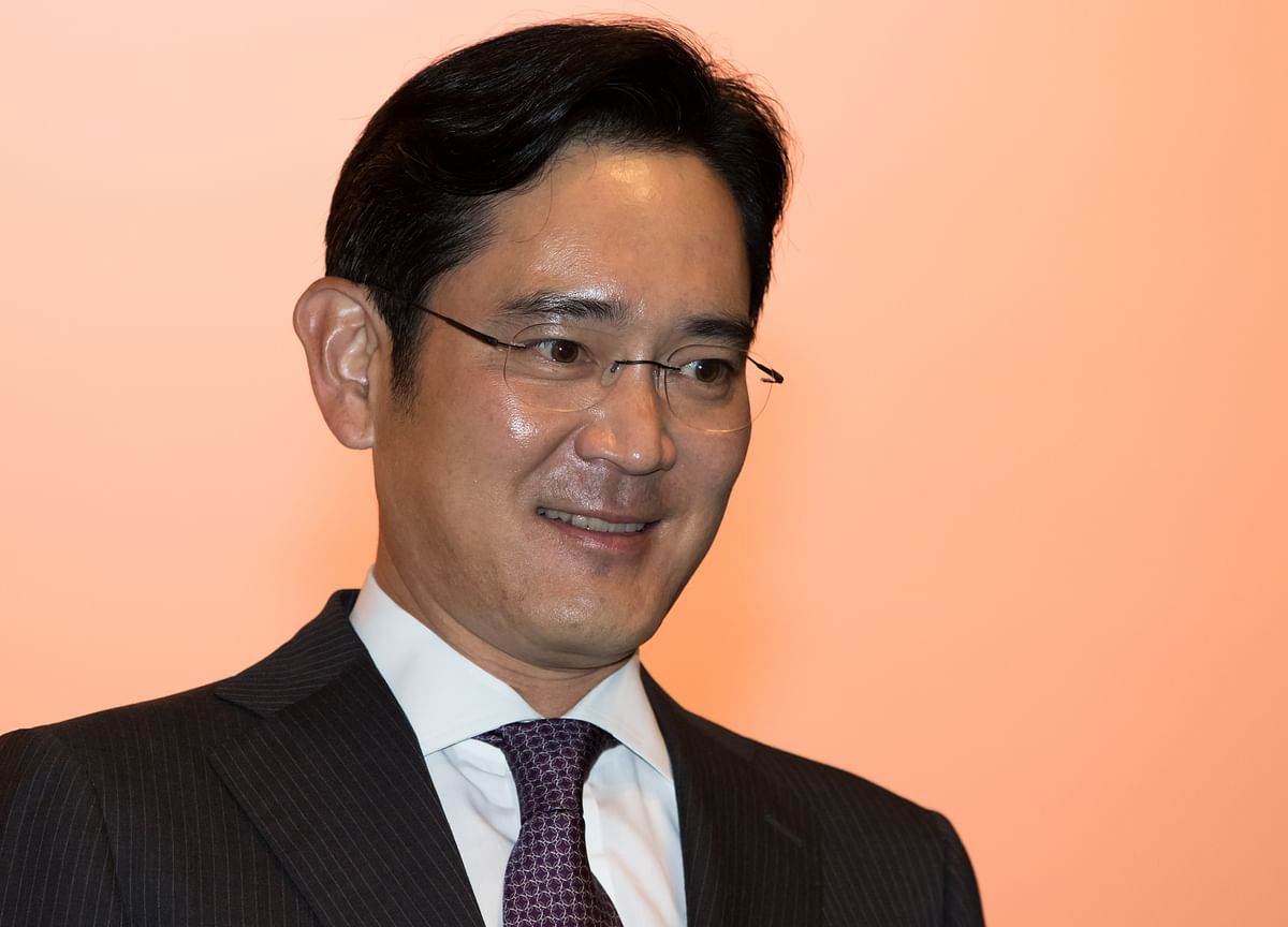 Samsung Heir Likely To Make Investment Announcement In India