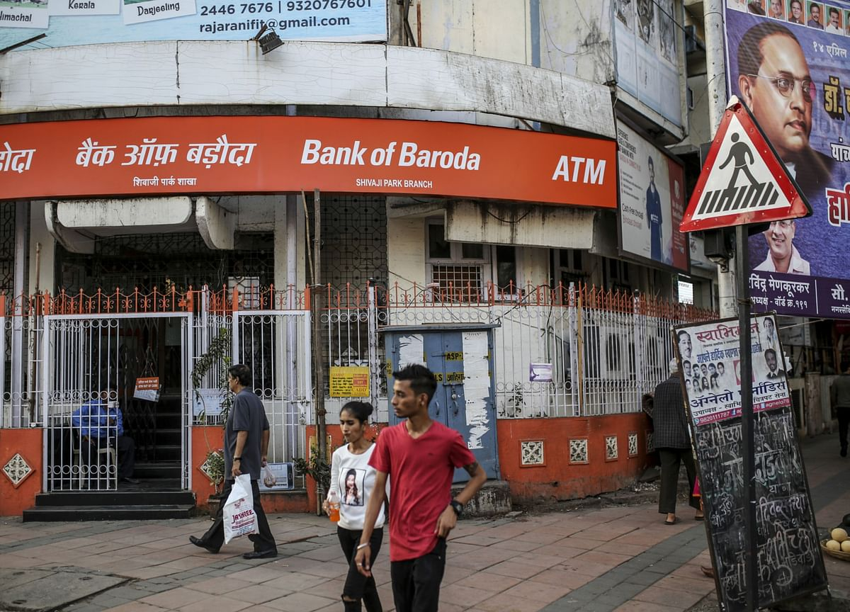 Bank Of Baroda Swings To Loss In Q3 As Provisions Against Stressed Assets Rise
