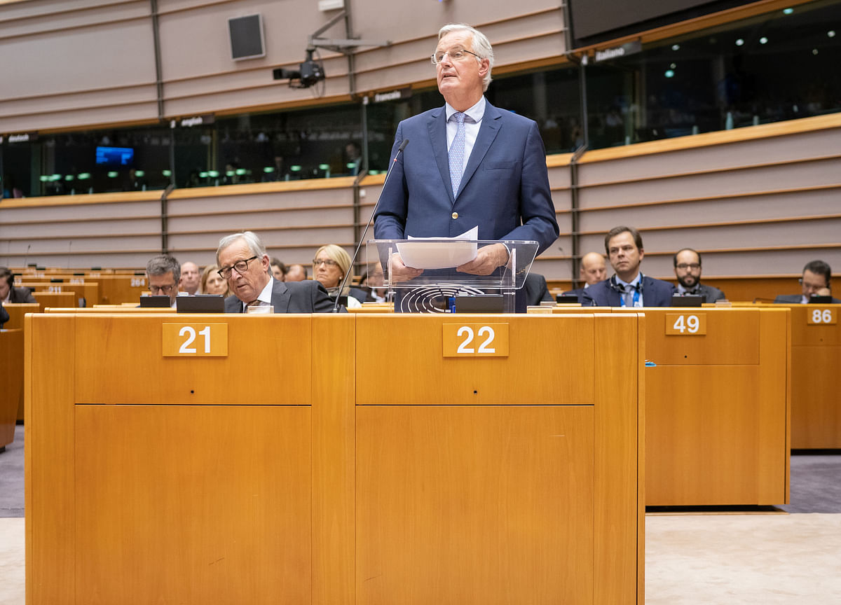 Brexit Talks Move to Critical Phase as Barnier Signals Progress