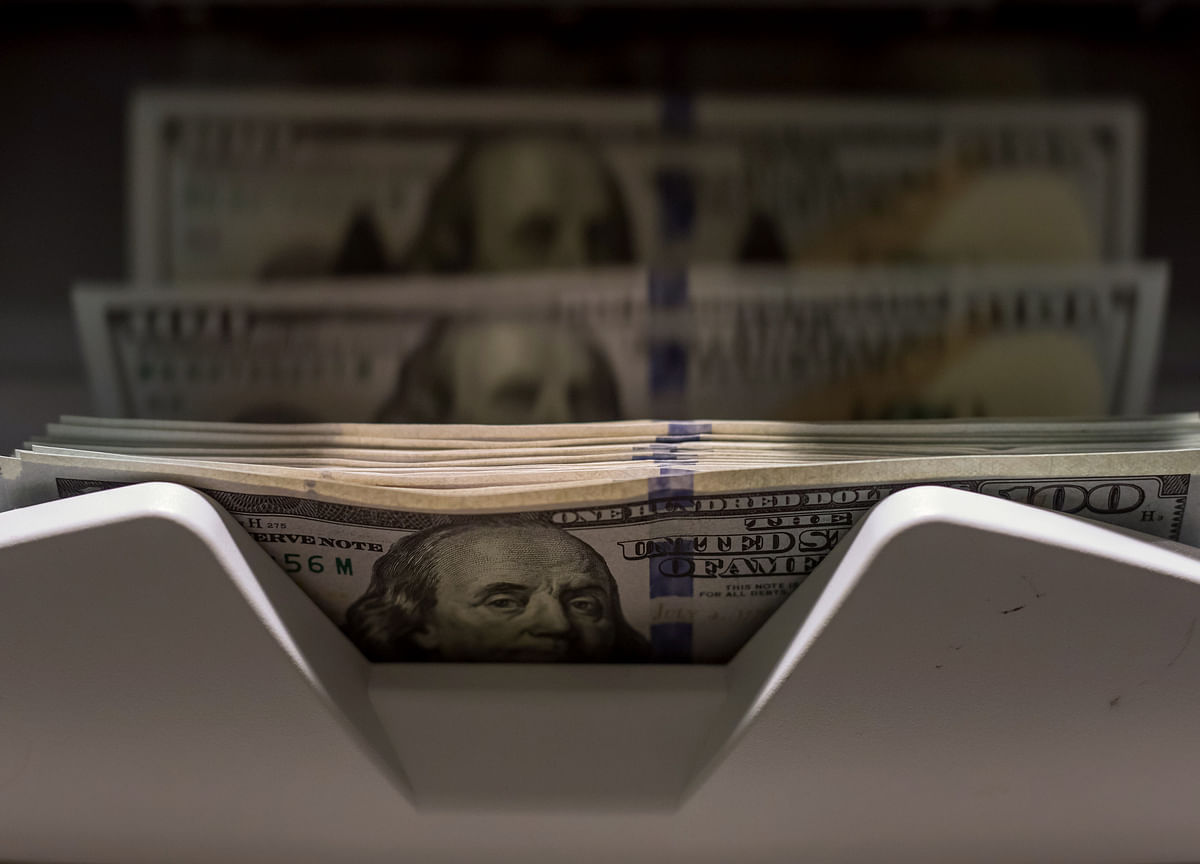 Forex Kitty Continues To Swell, Touches A New High Of $448 Billion