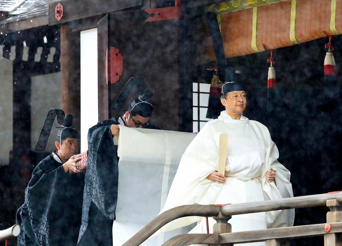 Naruhito Takes Throne as Japan's First New Emperor in 30 Years