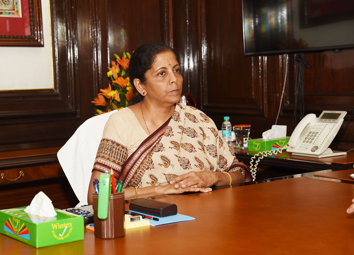 Sitharaman Seeks Tax Experts' Inputs To Correct GST Flaws