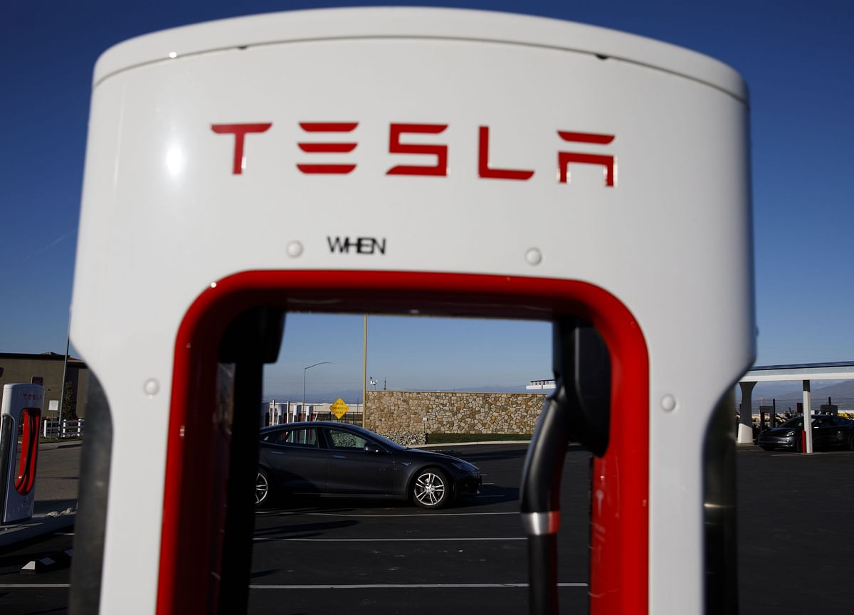 Tesla May Be Only Big Winner in U.S. Batteries Bound for China