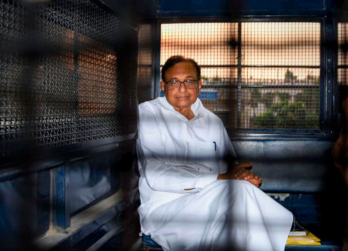 INX Media Matter: Supreme Court Grants Bail To P Chidambaram In Enforcement Directorate's Money-Laundering Case