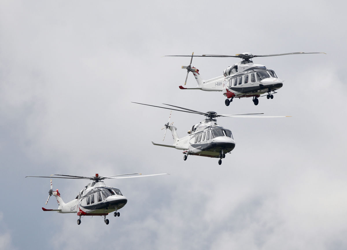 Helicopters Are at Highest Risk From Drones,U.K. Report Says