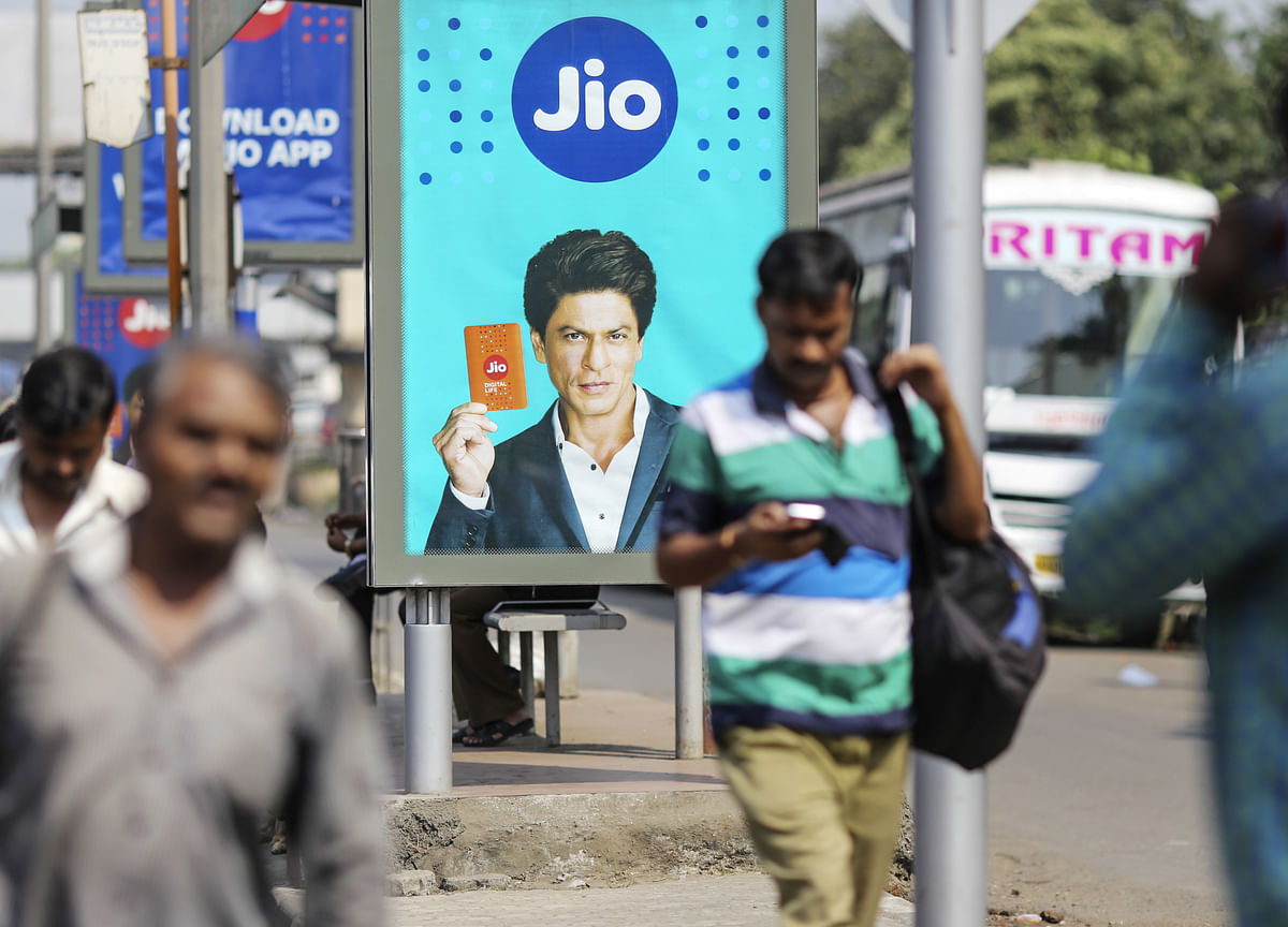 Telecom Rivals Have 'Sufficient Capacity' To Pay Dues: Reliance Jio To Telecom Ministry
