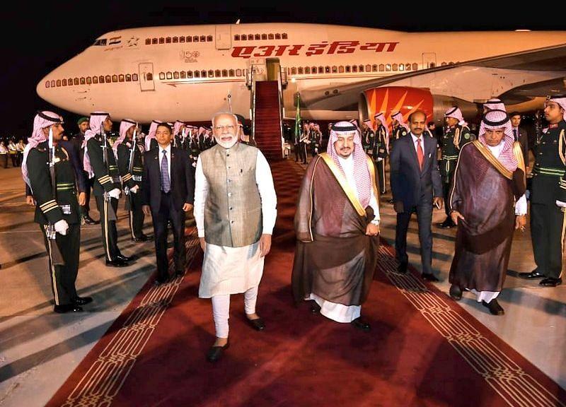Saudi Ministers Call On PM Modi; Discuss Ways To Deepen Ties