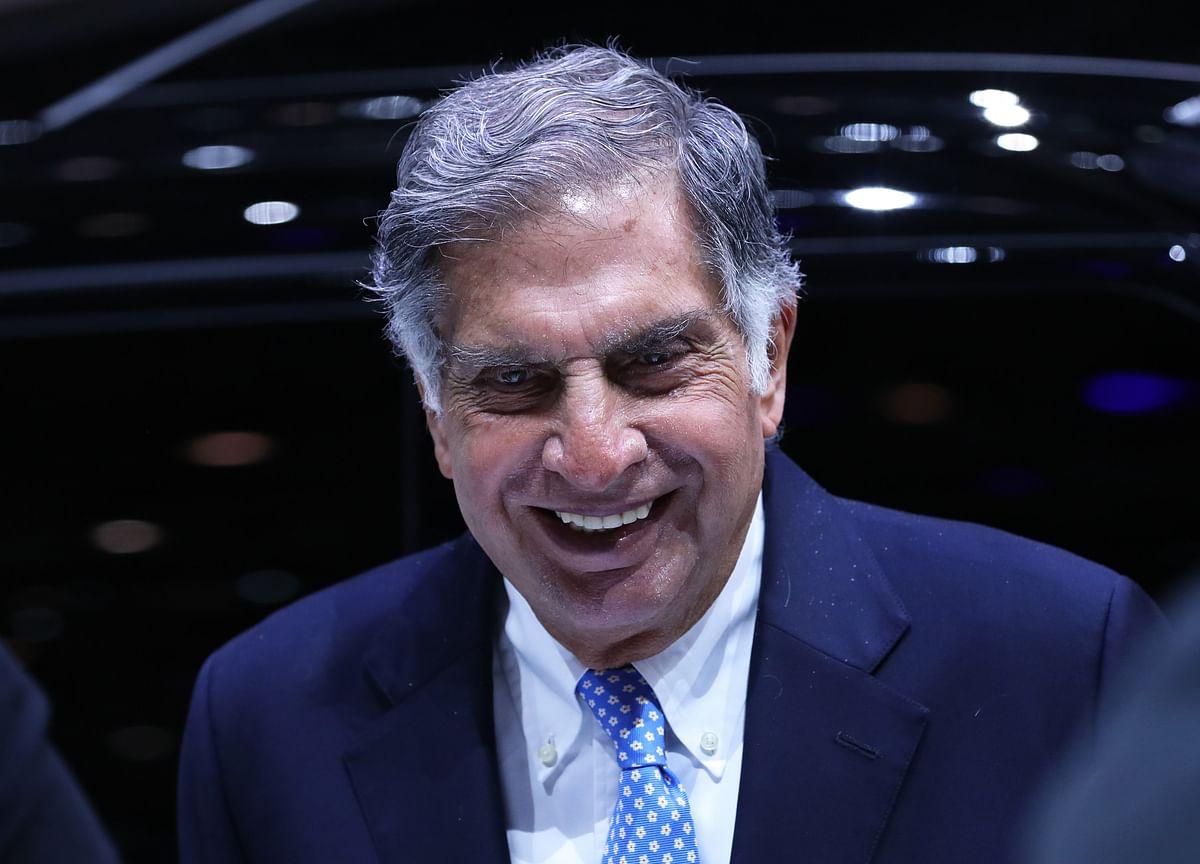 Ratan Tata, The Accidental Startup Investor
