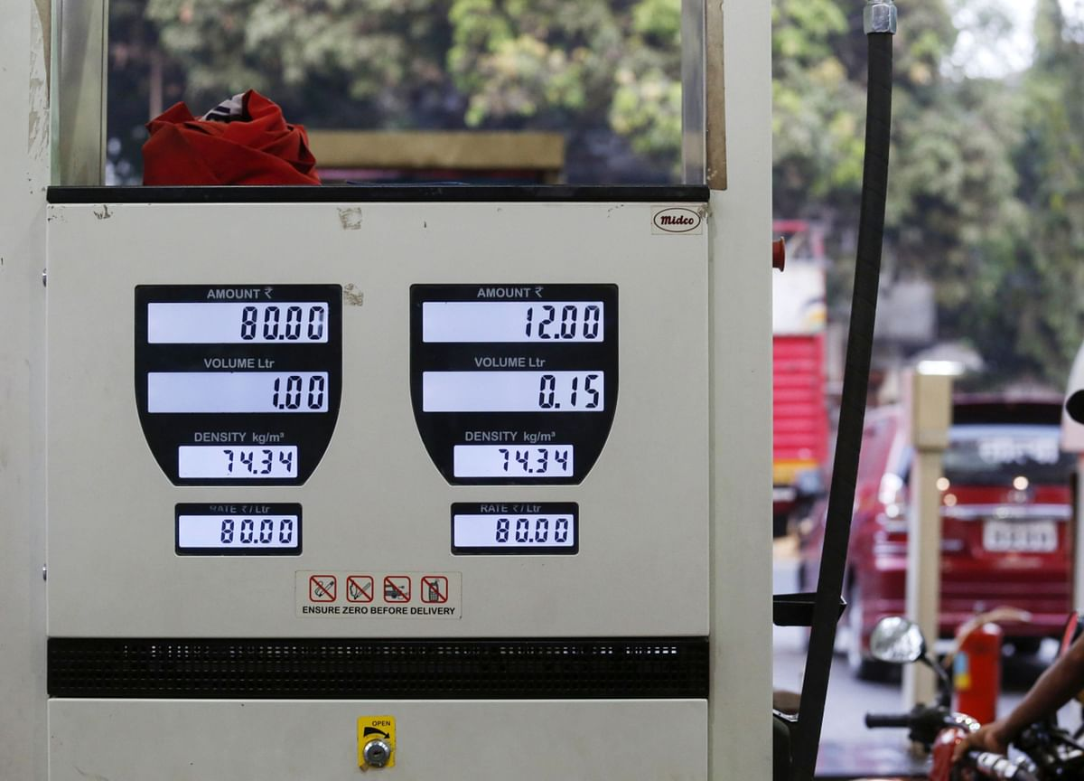 India's Fuel Demand Dips Most Since April