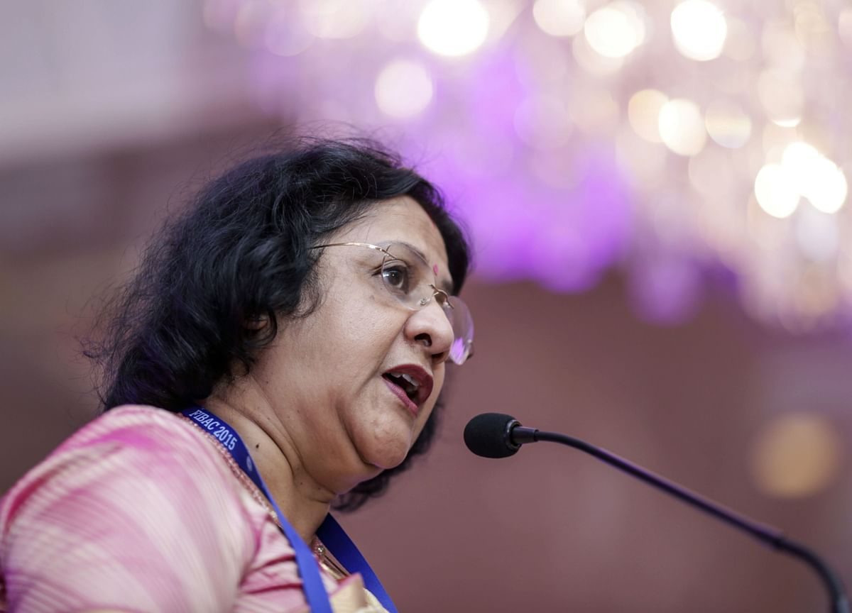 WEF India Economic Summit 2019: Equity, Collateral Root Of Funding Deficit For Women Entrepreneurs, Says Arundhati Bhattacharya