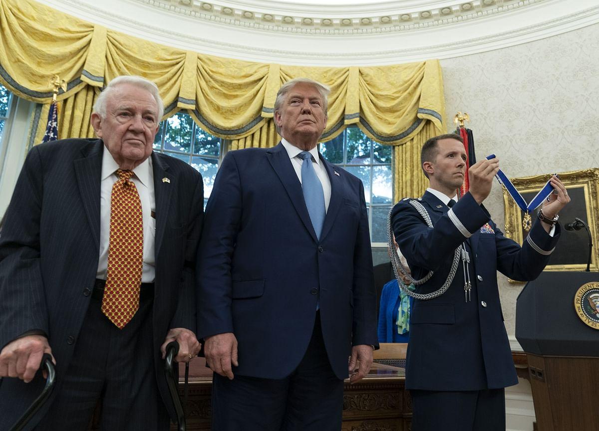 Trump Spurns Cooperation in Impeachment Probe, Escalating Fight