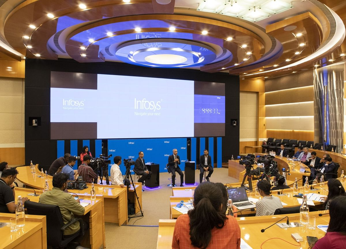 Infosys Says U.S. SEC Initiates Investigation Into Whistleblower Allegations