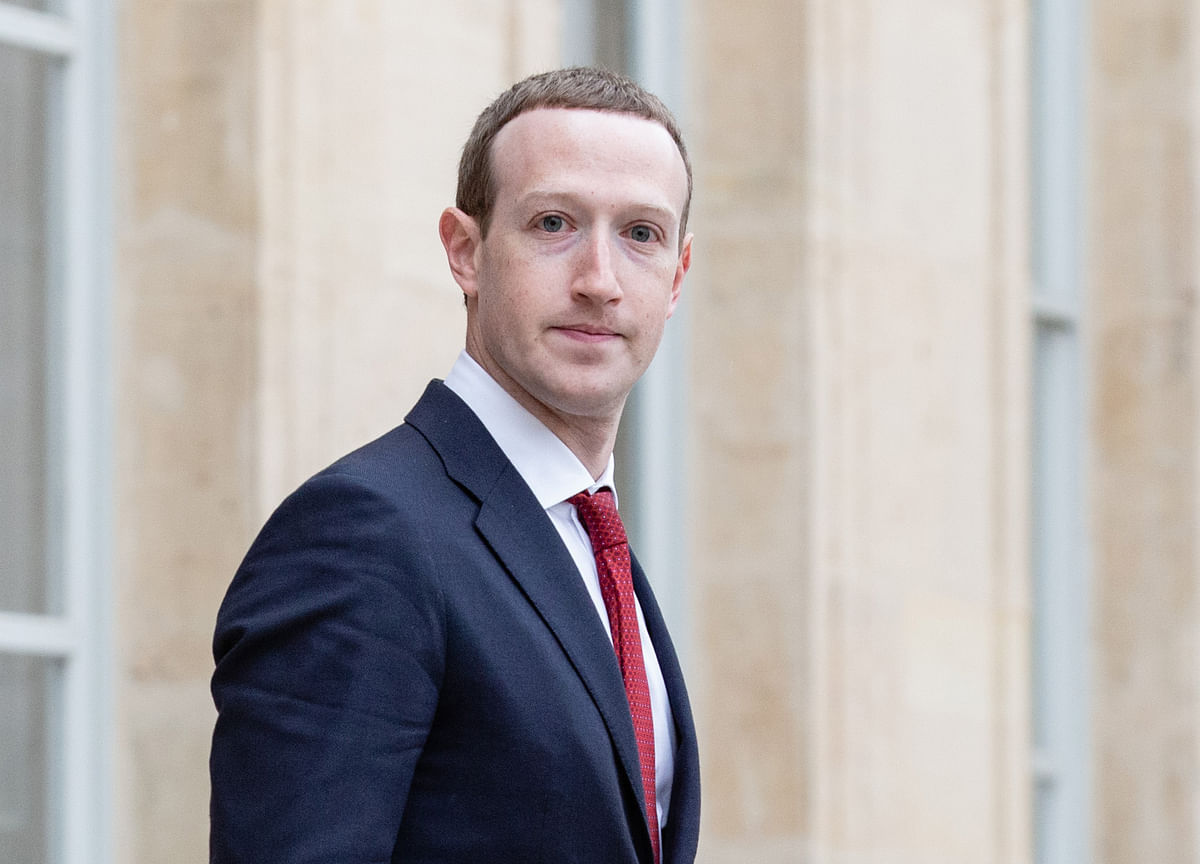 Zuckerberg Warns China's Censored Internet Could Still Win Out