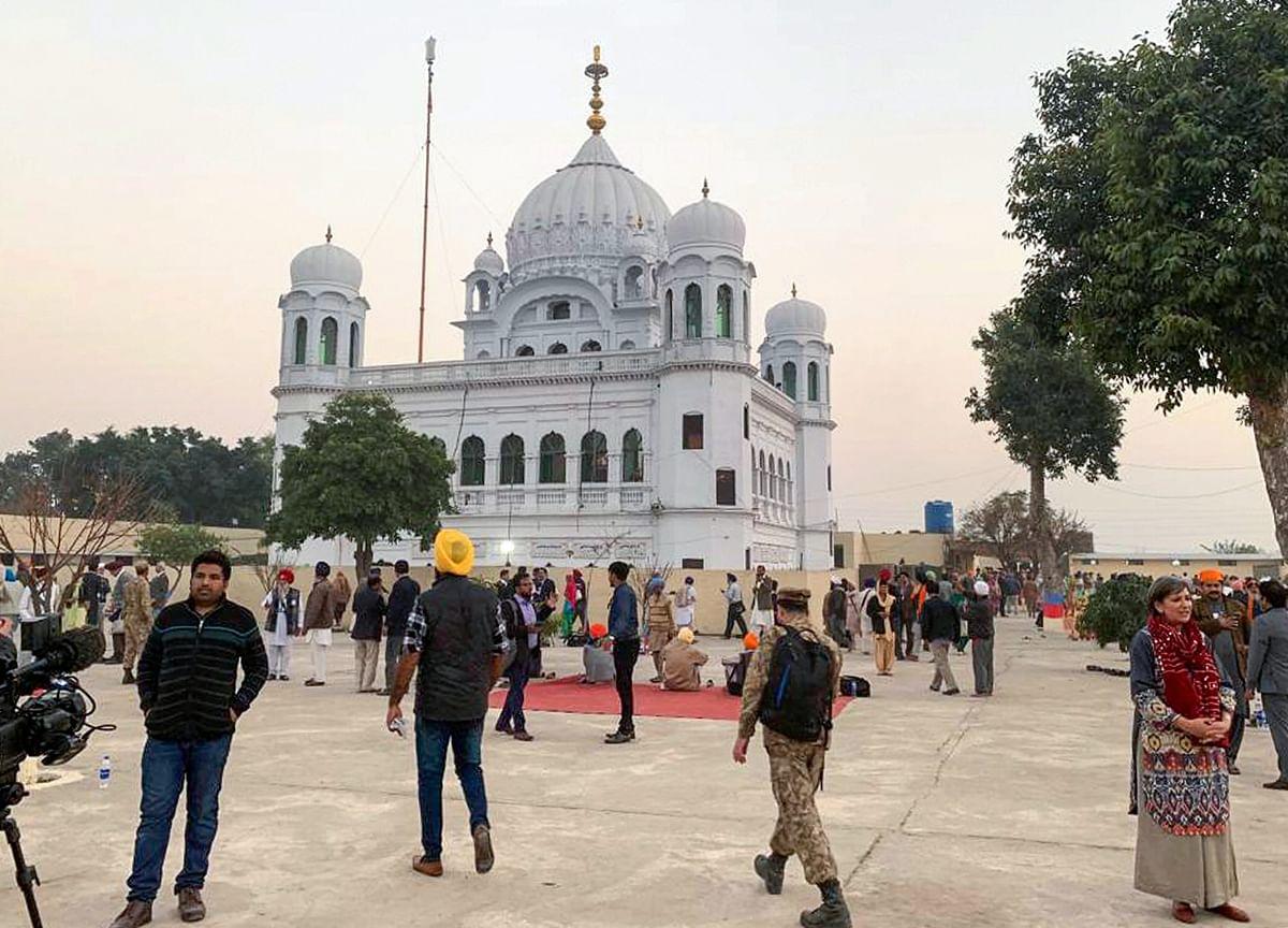 India, Pakistan Sign Agreement On Visa-Free Kartarpur Corridor