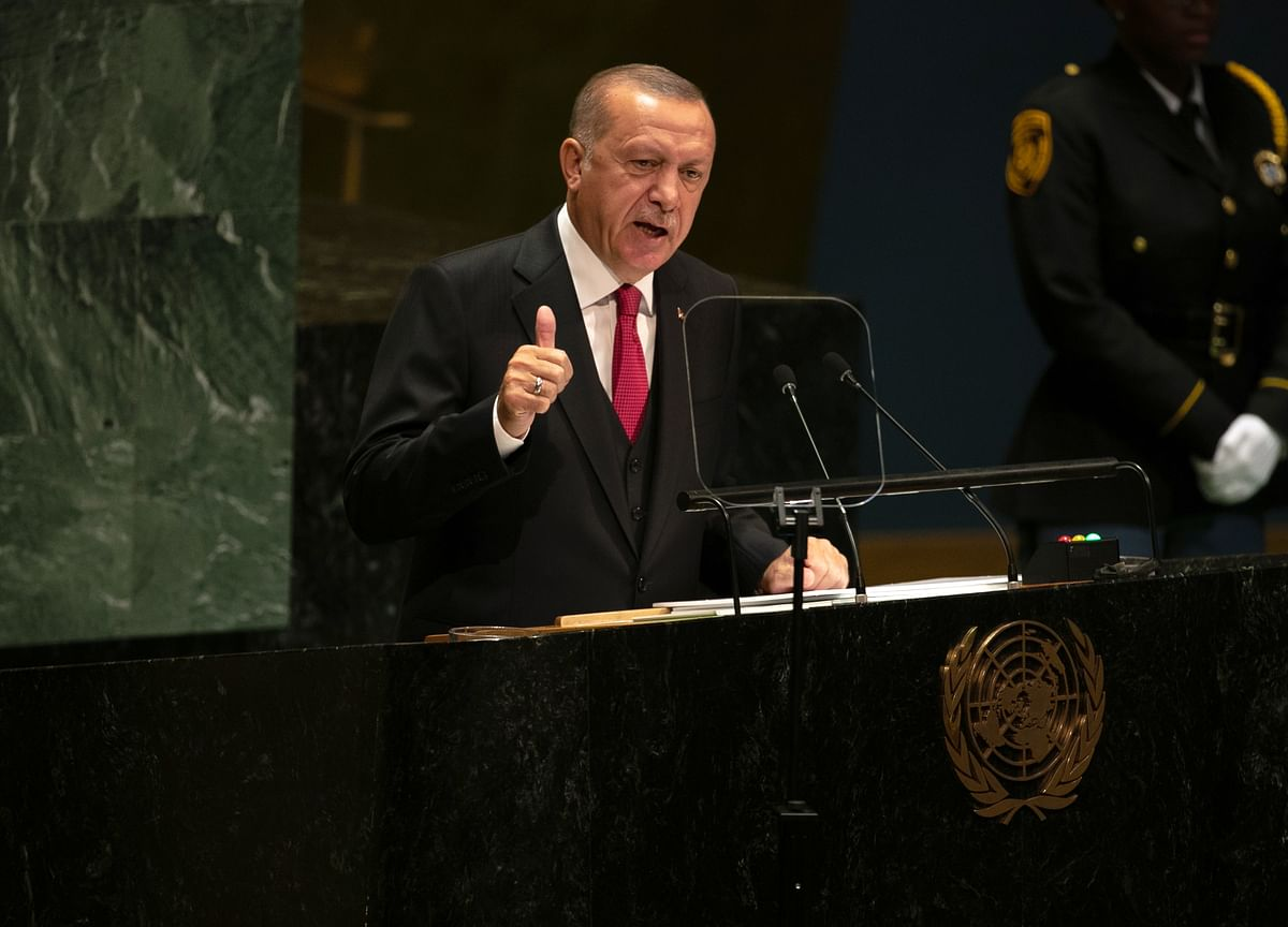 Erdogan Threatens Europe With Refugees After Syria Criticism