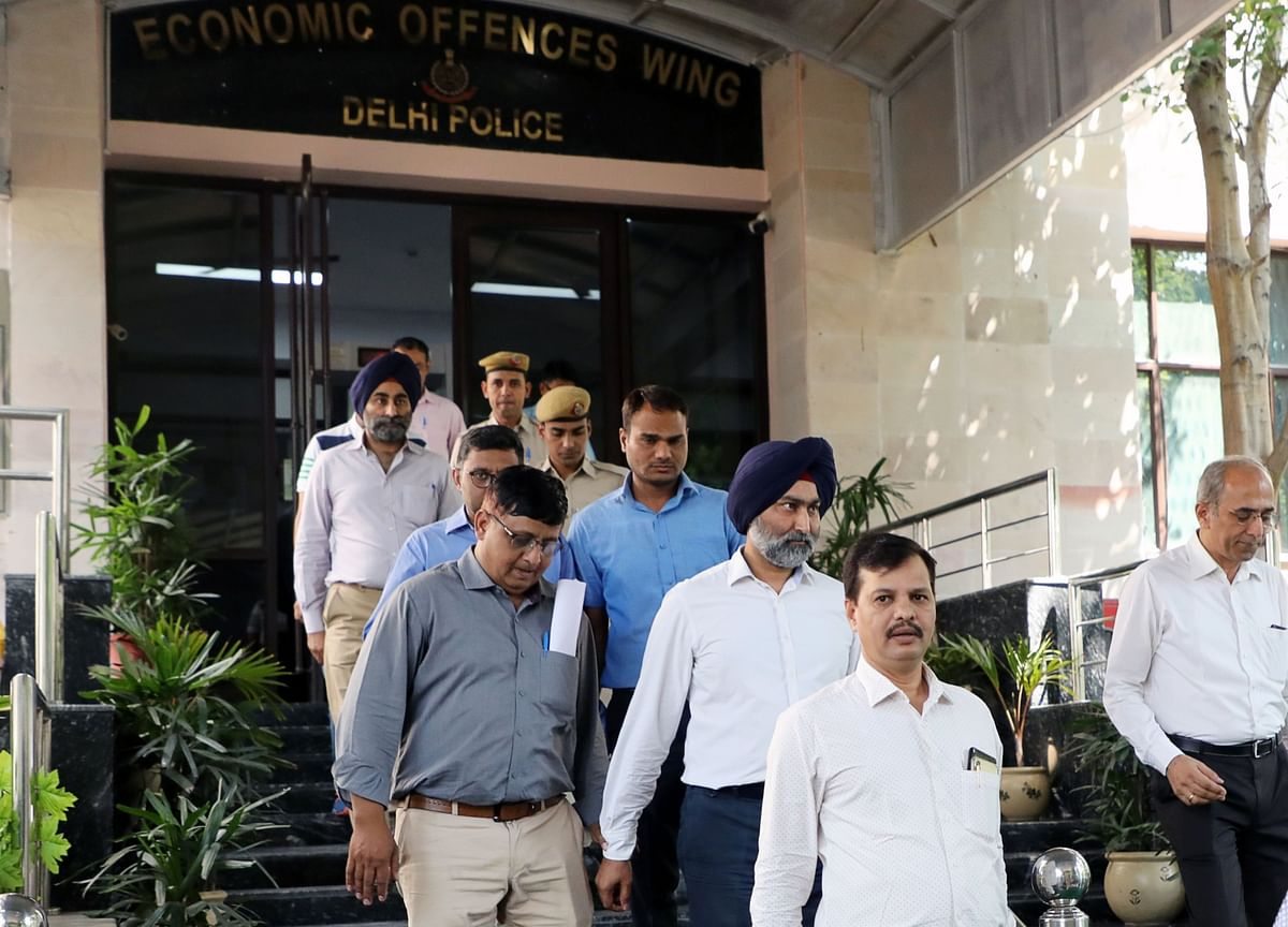 Singh Brothers, Sunil Godhwani And Two Others Sent To Four-Day Police Custody