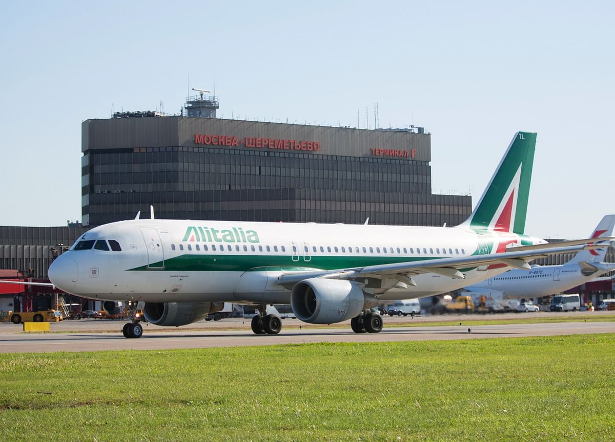 Italy Readies $390 Million for Alitalia as Rescue Is Delayed