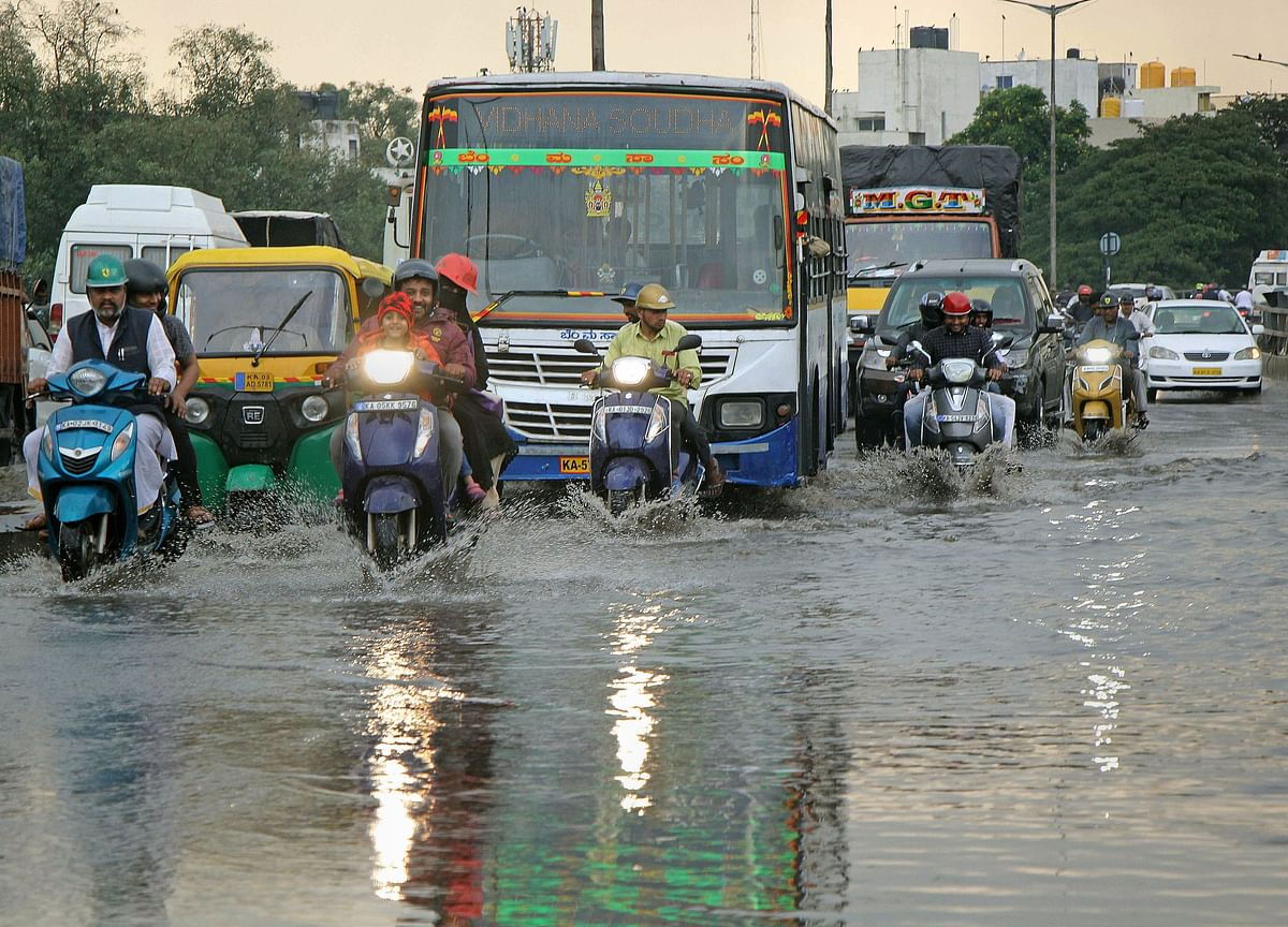 Monsoon Starts Withdrawing After Delay Of Over One Month