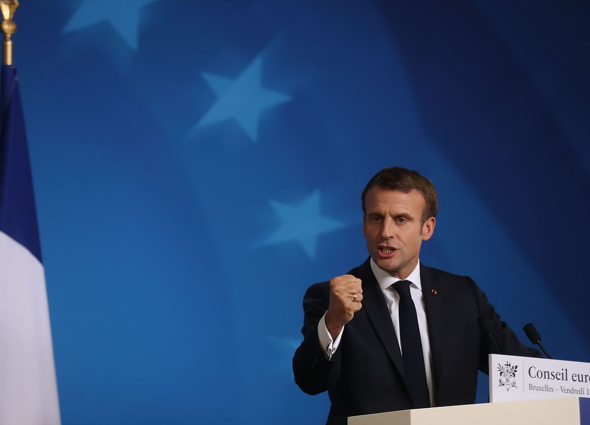 Macron Blocked EU's Decision to Delay Brexit for Three Months