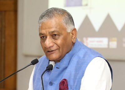 Pakistan Occupied Kashmir Is A Part Of India, Will Get Control Over It: VK Singh