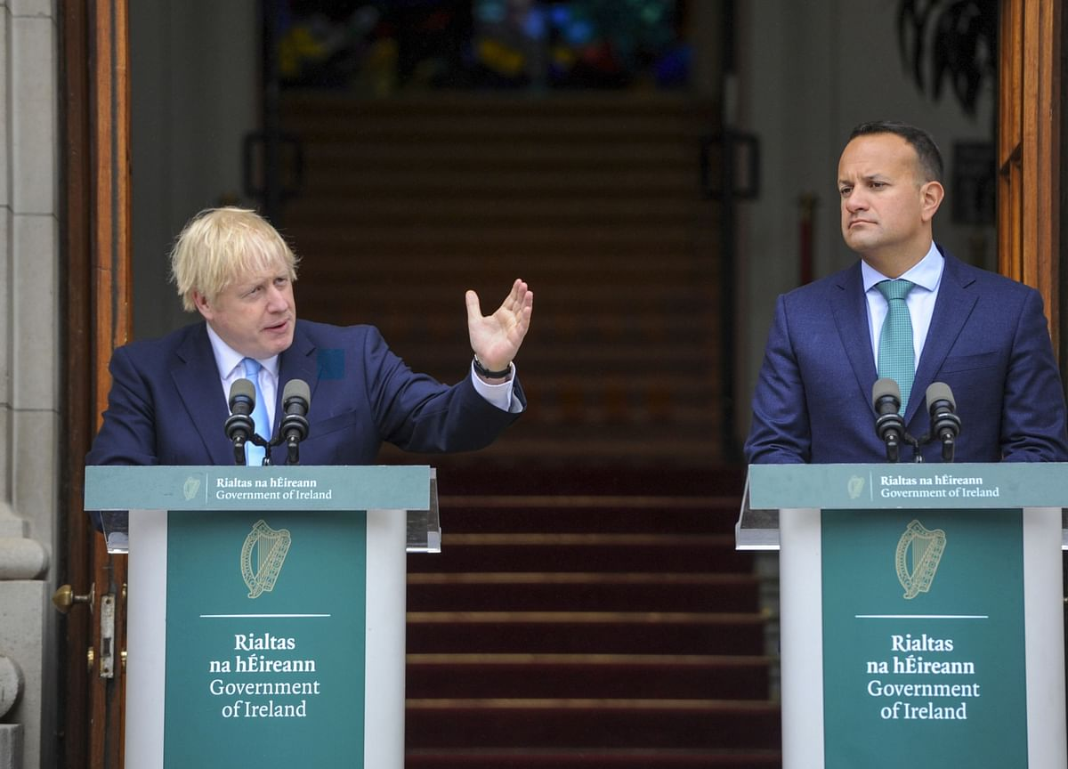 U.K. and Ireland See 'Pathway to a Possible Deal': Brexit Update