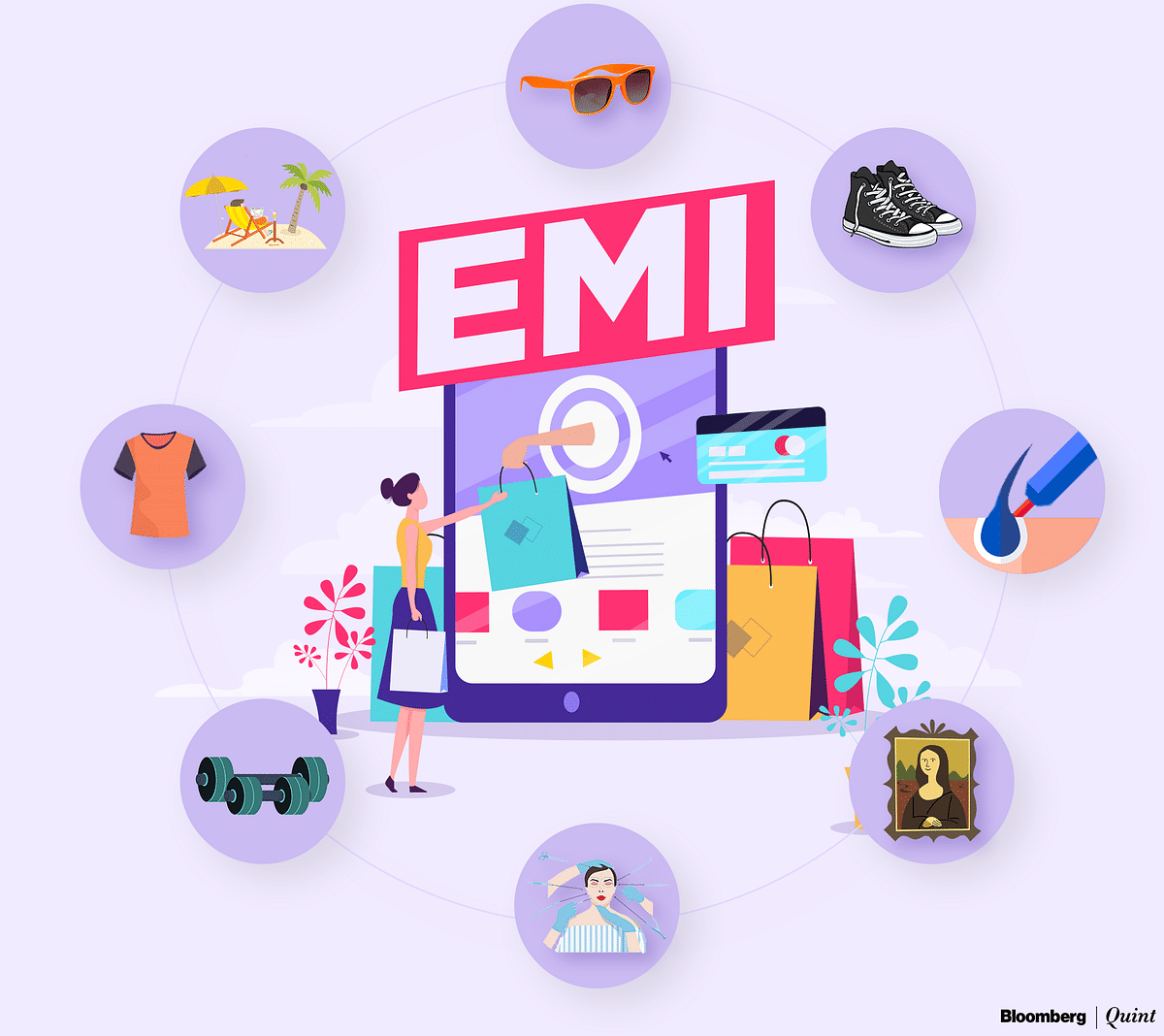 Where There Is A Spend, There Is An EMI