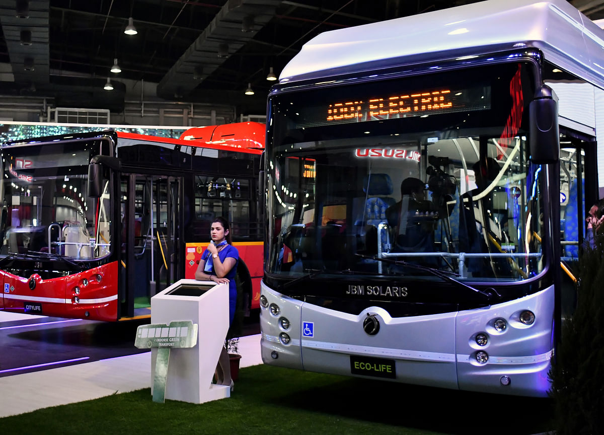 JBM Auto Bags Orders For 300 Buses