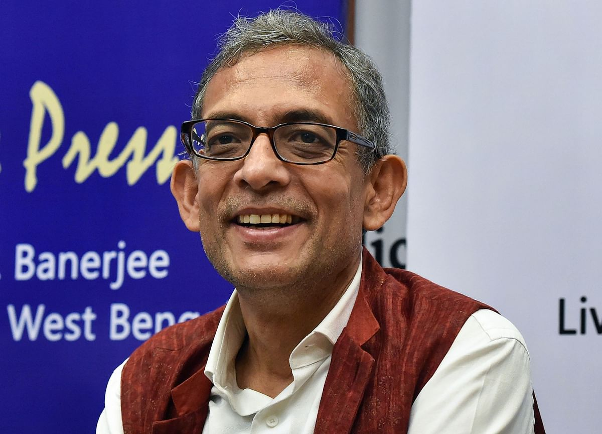 PM Joked On How Media Is Trying To Get Anti-Modi Statement From Me: Abhijit Banerjee
