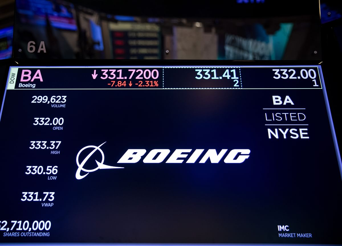 Boeing's Luxury-Jet Sale Breaks Order Drought for Grounded Max