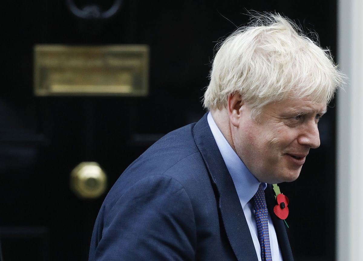 Johnson Tries 'Trumpian Protectionism' to Woo Labour Brexit Vote