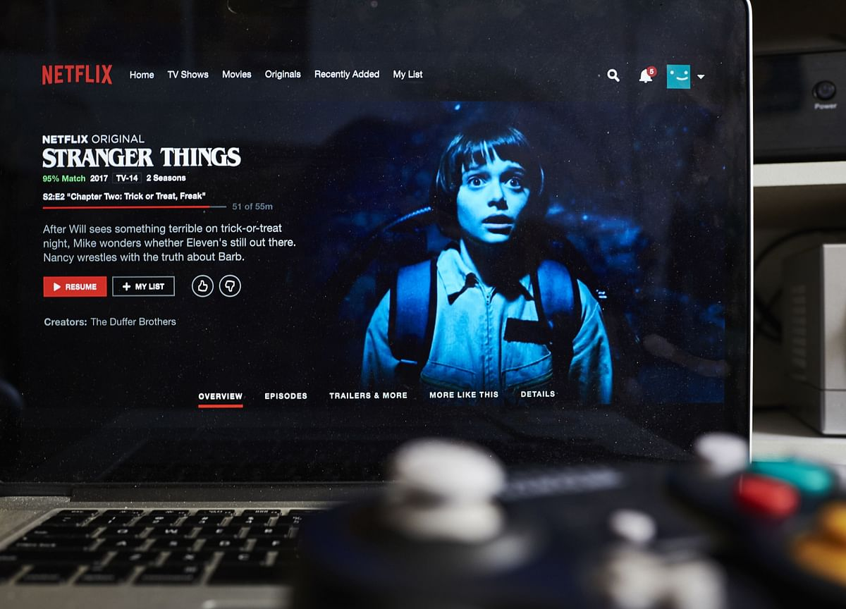 'Stranger Things,' 'Bird Box' Among Netflix's Top Recent Hits