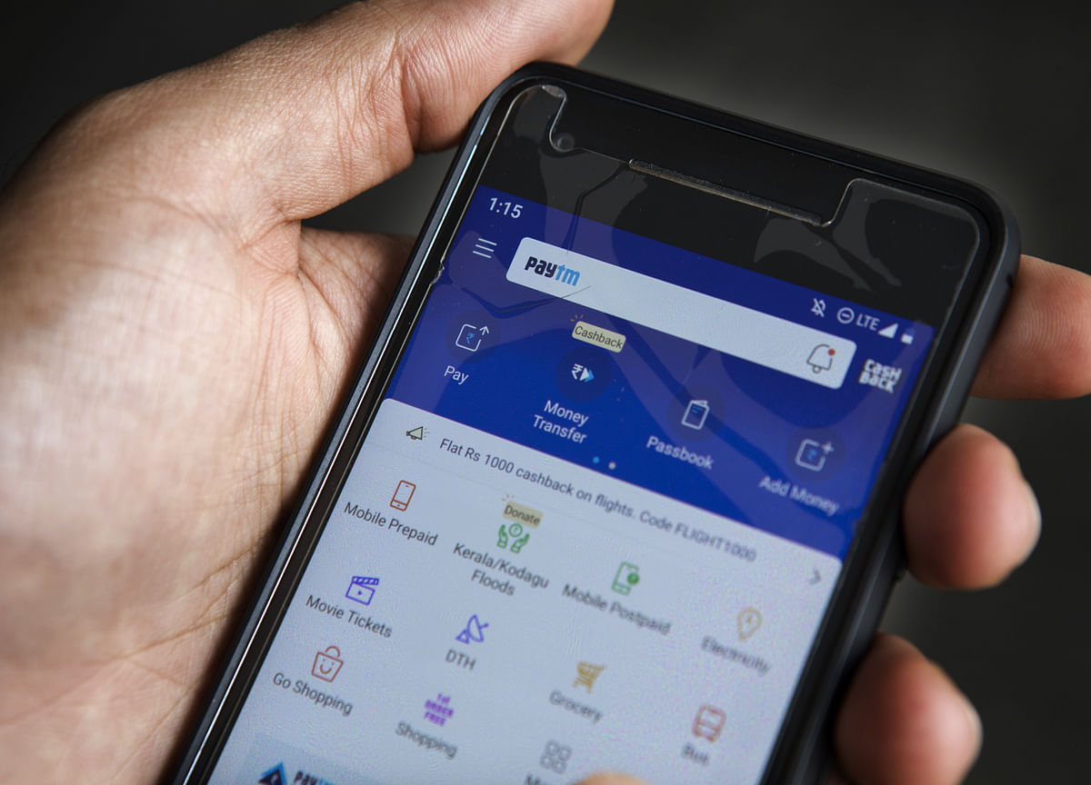 No Charges On Digital Payments Made To Large Businesses From Nov. 1