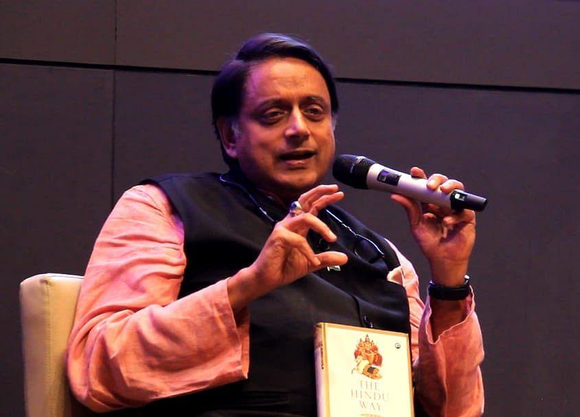 Tharoor Slams Pakistan For Raising Kashmir At Asian Parliamentary Assembly Meet