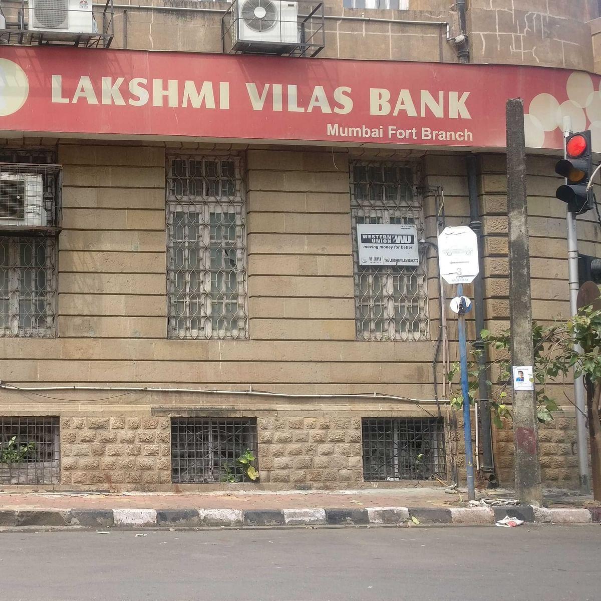 Lakshmi Vilas Bank: A Stitch In Time