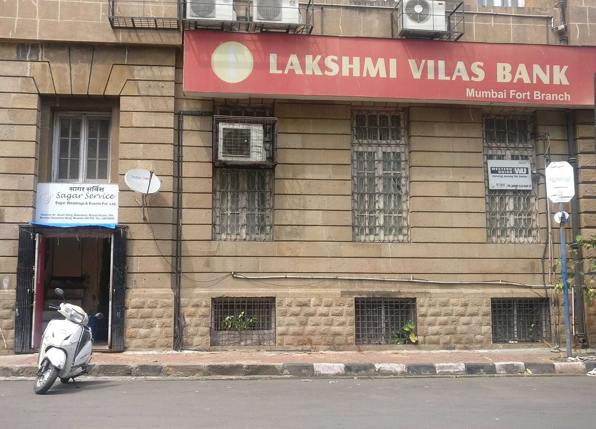Lakshmi Vilas Bank To Continue Fundraising Drive After Merger With Indiabulls Fails