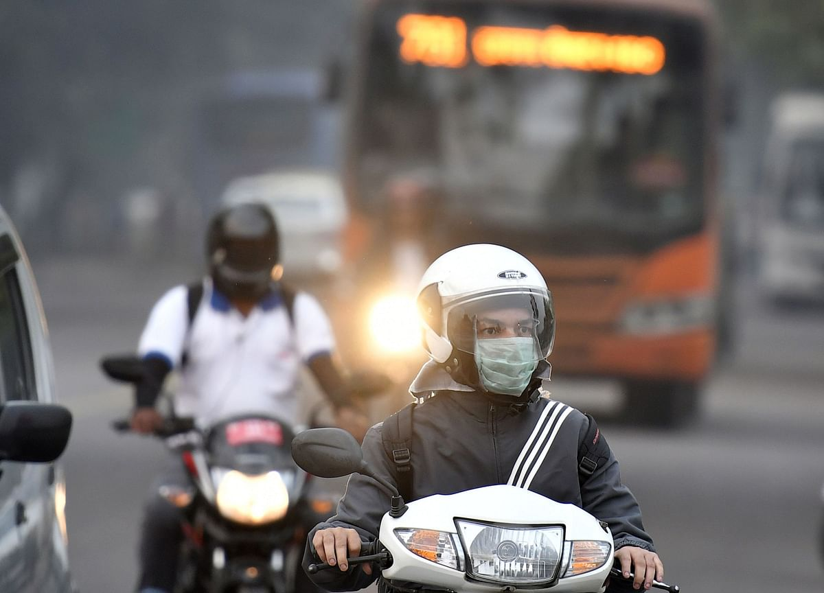 Delhi's Air Quality Remains Poor For Third Day, Likely To Deteriorate