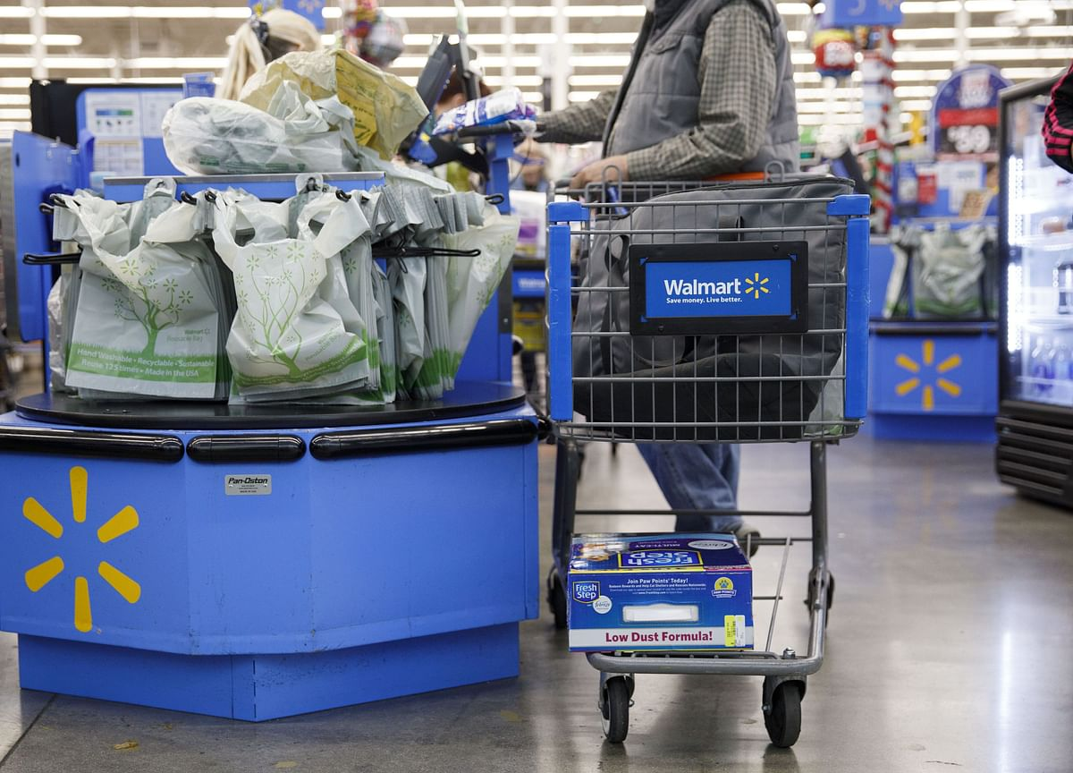 A Test of Walmart's Momentum