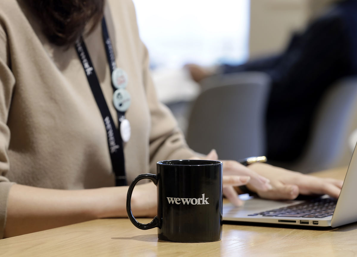 WeWork Is in Early Stages of Forming Electronic-Gaming Arm
