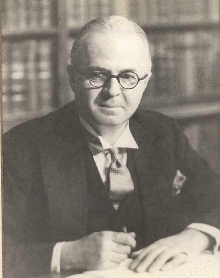 Chief Justice Leonard Stone. (Photograph: Bombay High Court)