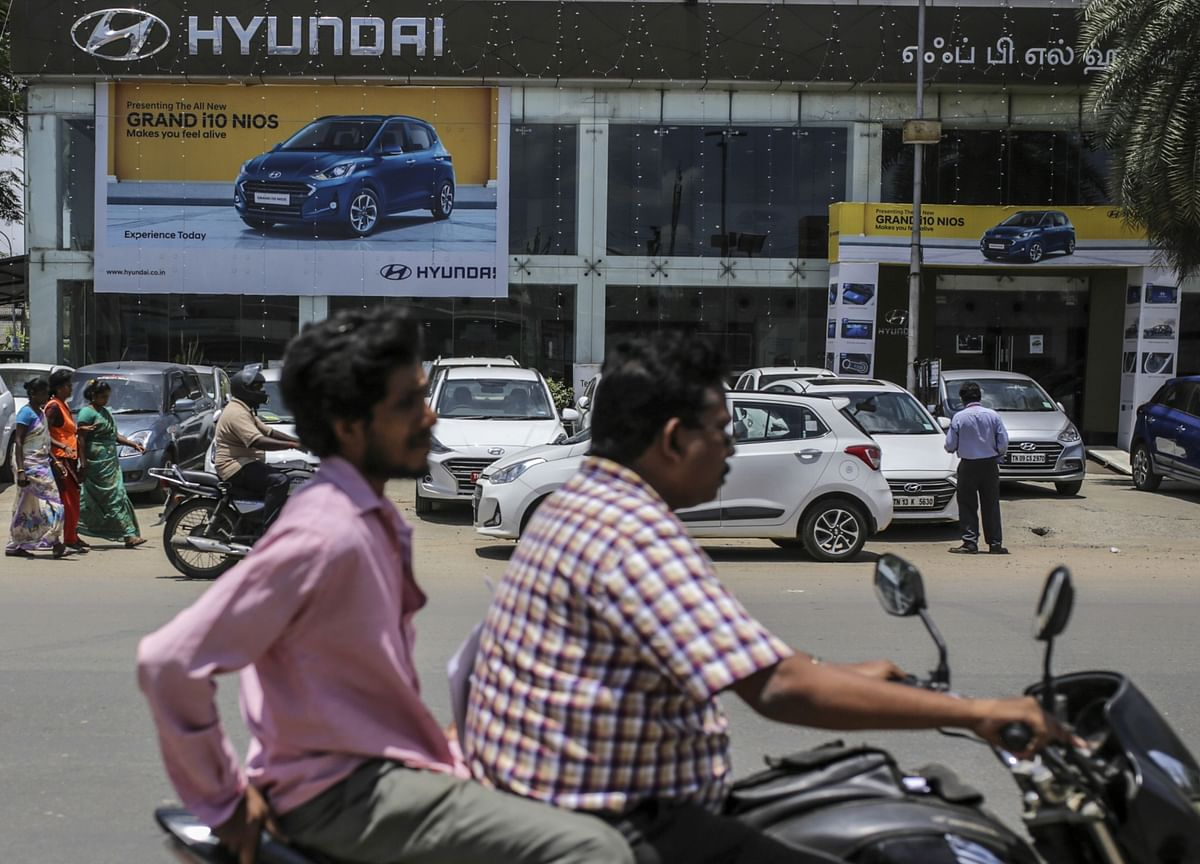 September Auto Sales: Tata Motors' Sales Dip 50%; TVS Sales Fall 25.5%