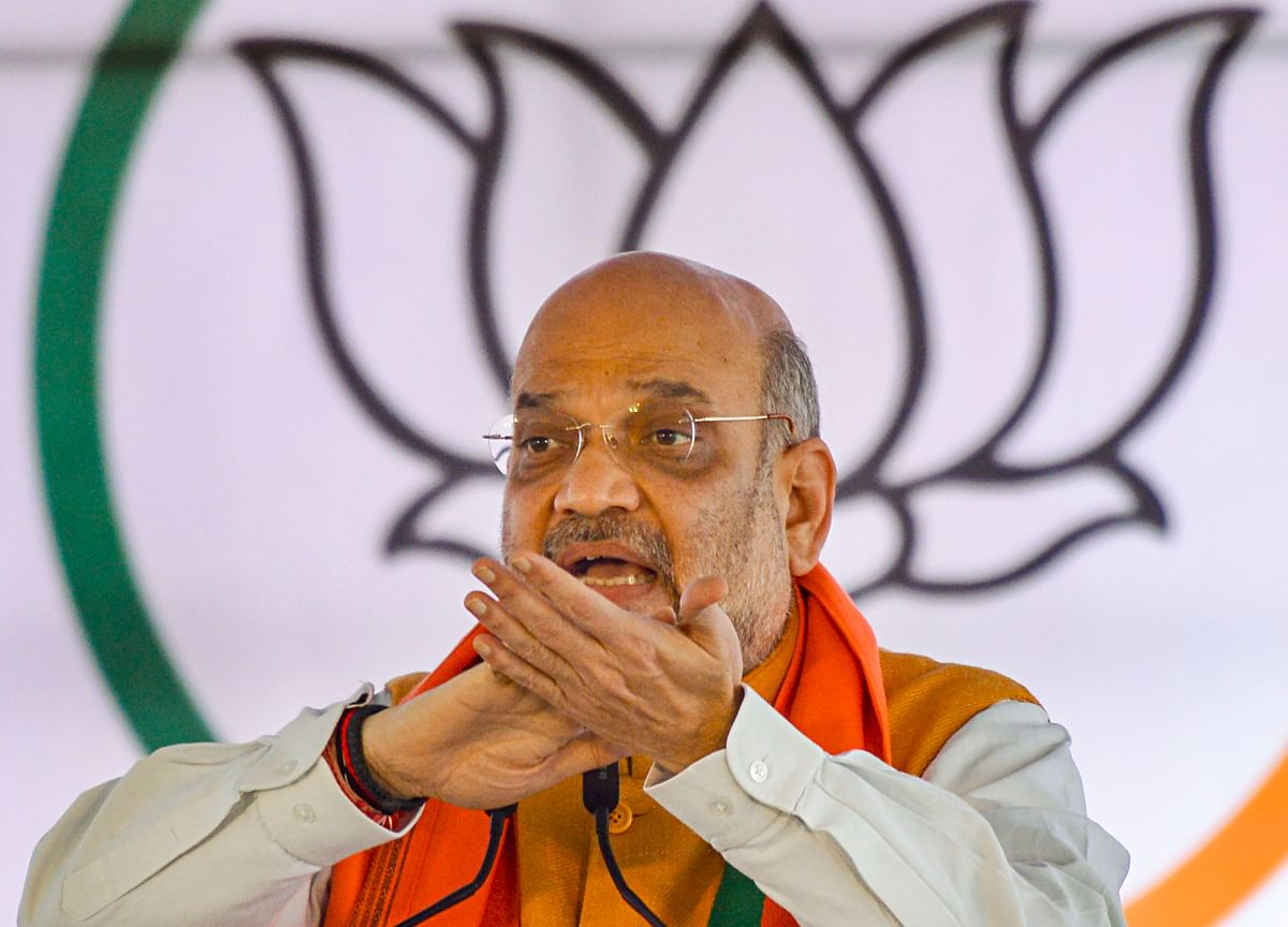 NRC Process To Be Carried Out In Entire Country, Says Amit Shah