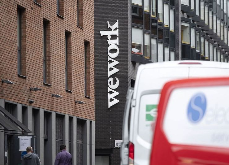 WeWork Is in Talks to Sell Business It Bought 8 Months Ago