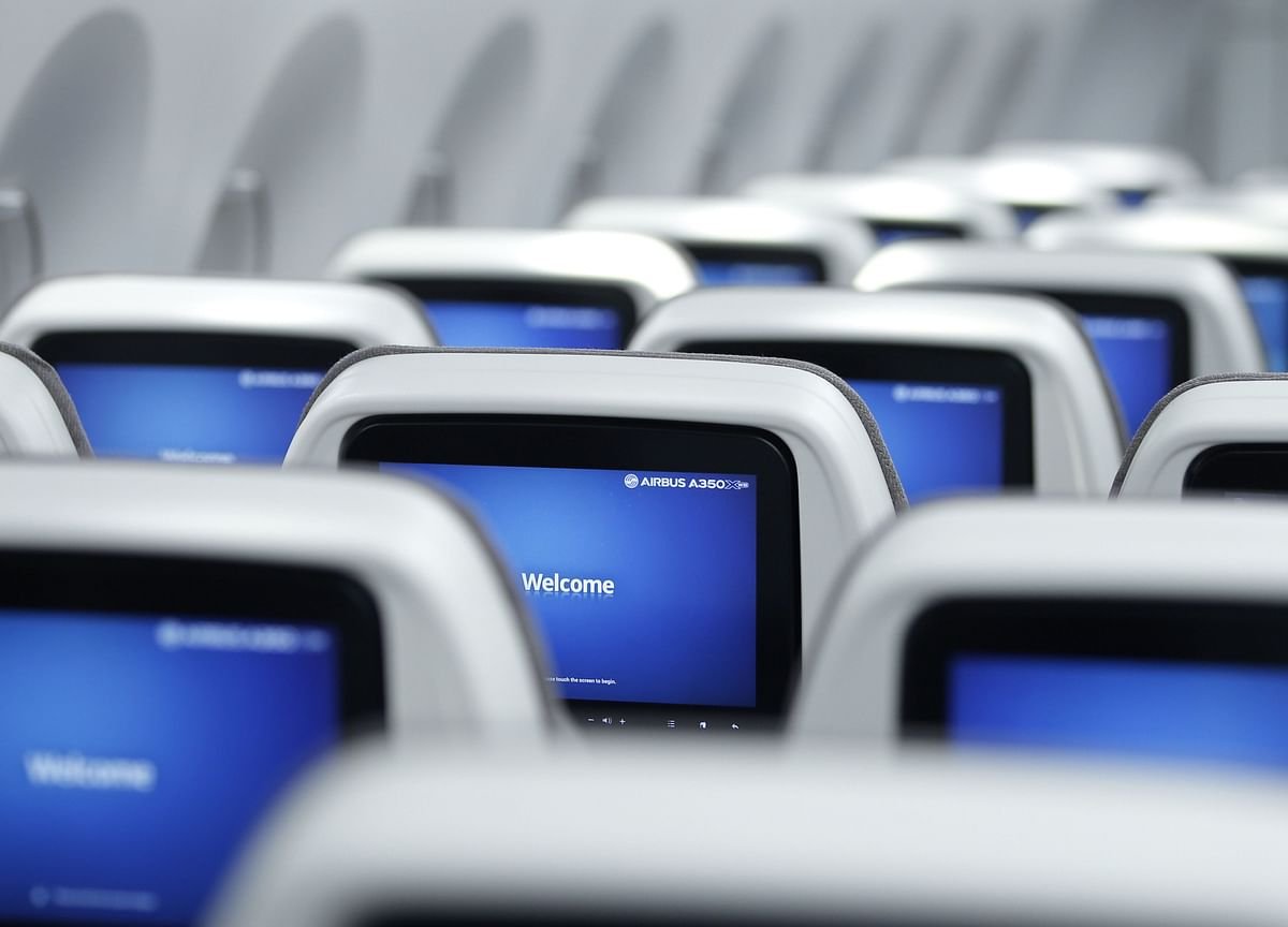 Airline Seatback Screens May Be an Endangered Species