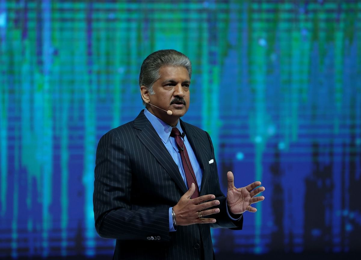 We Have Clocked Double-Digit Sales Growth This Diwali, Says Anand Mahindra