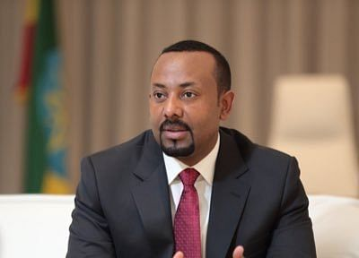 Ethiopian Premier Abiy Wins Nobel Peace Prize for Eritrea Accord