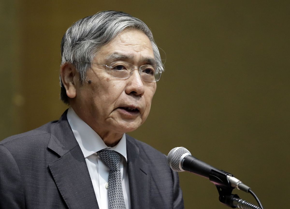 BOJ on Course to Shrink Bond Pile Even as Fed, ECB Boost Theirs