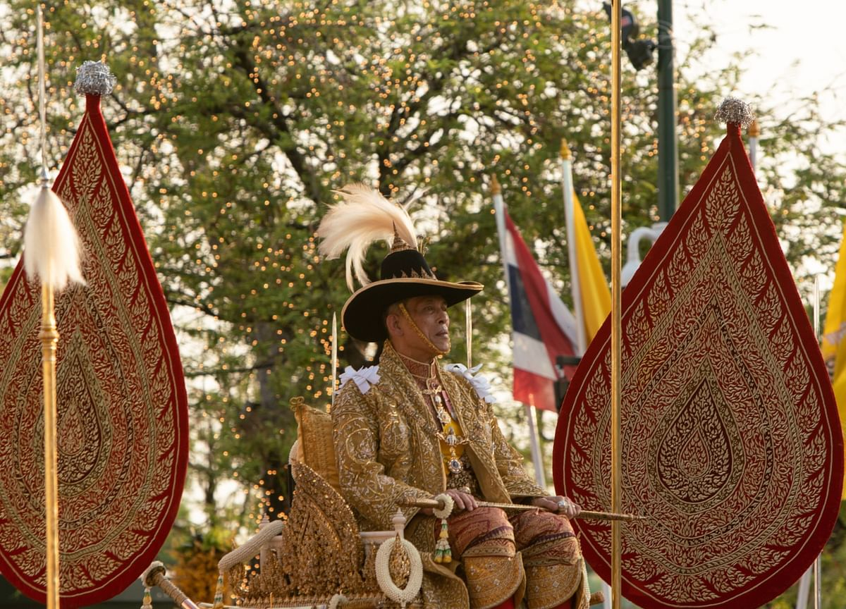 Thai King's Royal Consort Is Stripped of Her Title