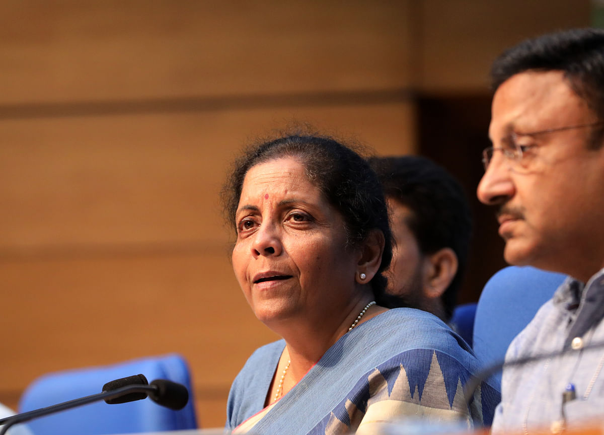Government Giving Sector-Specific Solutions To Fight Slowdown, Says Finance Minister